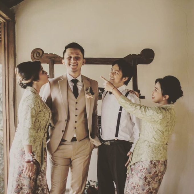 The Wedding Day of  Anggie Julio  by D'soewarna Planner & Organizer - 008