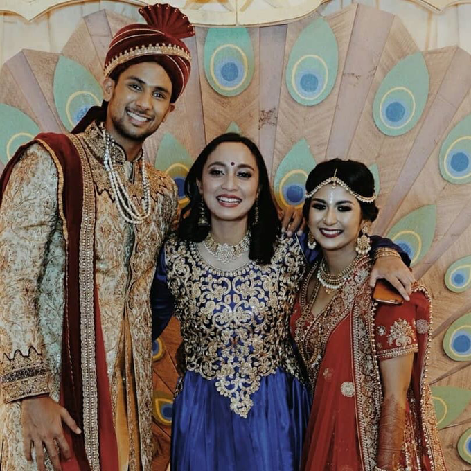 The Wedding Day of Sahil Shah & Sithara Safira by D'soewarna Planner & Organizer - 001