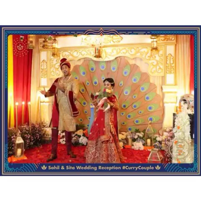 The Wedding Day of Sahil Shah & Sithara Safira by D'soewarna Planner & Organizer - 004
