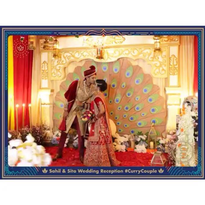 The Wedding Day of Sahil Shah & Sithara Safira by D'soewarna Planner & Organizer - 007