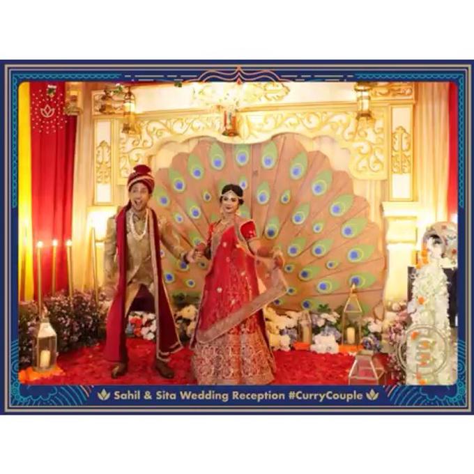 The Wedding Day of Sahil Shah & Sithara Safira by D'soewarna Planner & Organizer - 005