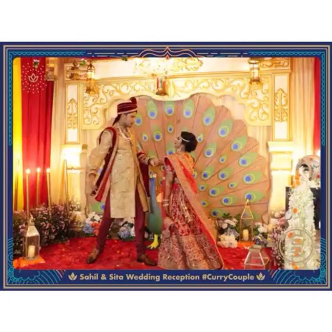 The Wedding Day of Sahil Shah & Sithara Safira by D'soewarna Planner & Organizer - 003