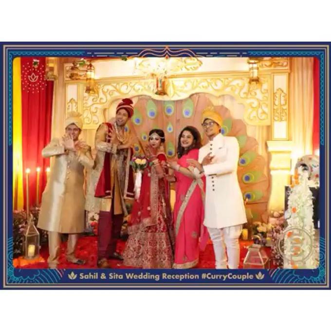 The Wedding Day of Sahil Shah & Sithara Safira by D'soewarna Planner & Organizer - 006
