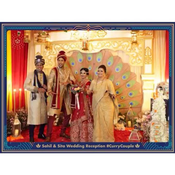 The Wedding Day of Sahil Shah & Sithara Safira by D'soewarna Planner & Organizer - 008