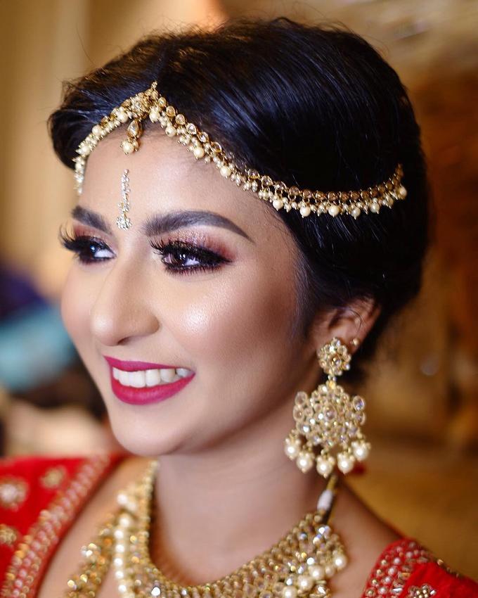 The Wedding Day of Sahil Shah & Sithara Safira by D'soewarna Planner & Organizer - 010