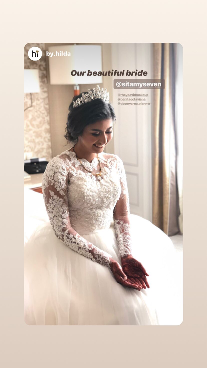 The Wedding Day of Sahil Shah & Sithara Safira by D'soewarna Planner & Organizer - 011