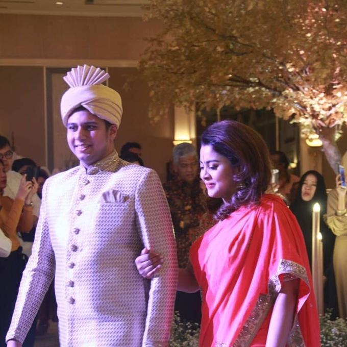 The Wedding Day of Sahil Shah & Sithara Safira by D'soewarna Planner & Organizer - 016