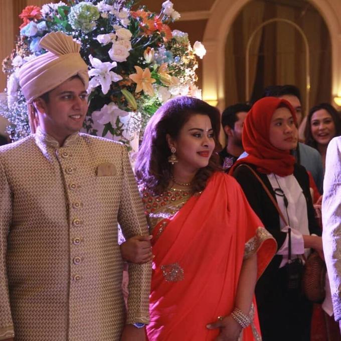 The Wedding Day of Sahil Shah & Sithara Safira by D'soewarna Planner & Organizer - 015