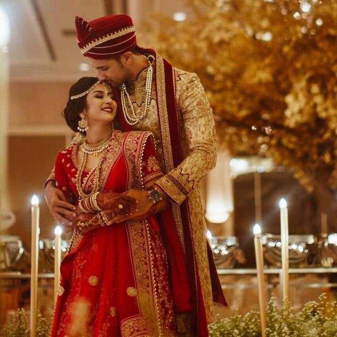 The Wedding Day of Sahil Shah & Sithara Safira by D'soewarna Planner & Organizer - 020