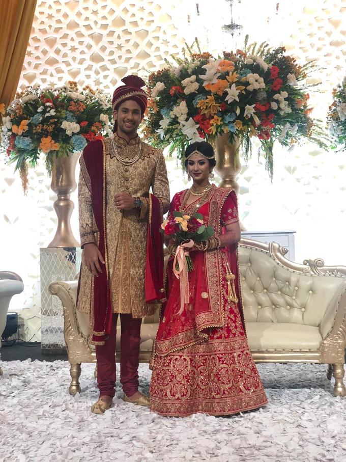 The Wedding Day of Sahil Shah & Sithara Safira by D'soewarna Planner & Organizer - 022