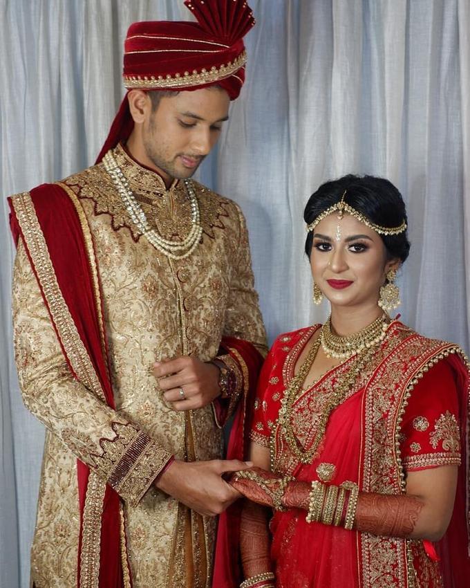 The Wedding Day of Sahil Shah & Sithara Safira by D'soewarna Planner & Organizer - 019