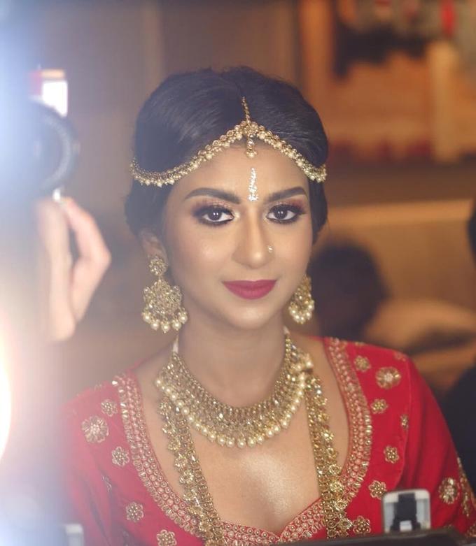 The Wedding Day of Sahil Shah & Sithara Safira by D'soewarna Planner & Organizer - 018