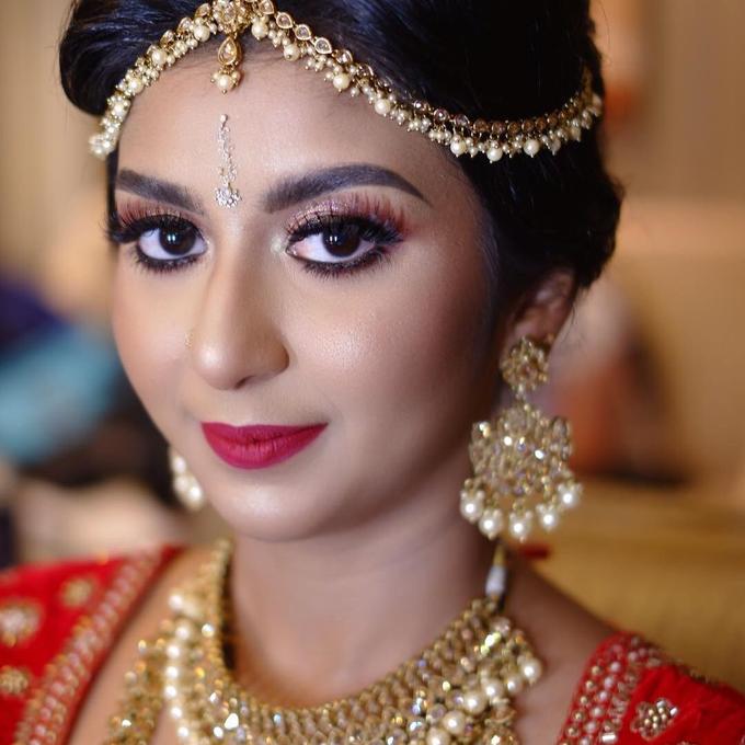 The Wedding Day of Sahil Shah & Sithara Safira by D'soewarna Planner & Organizer - 023