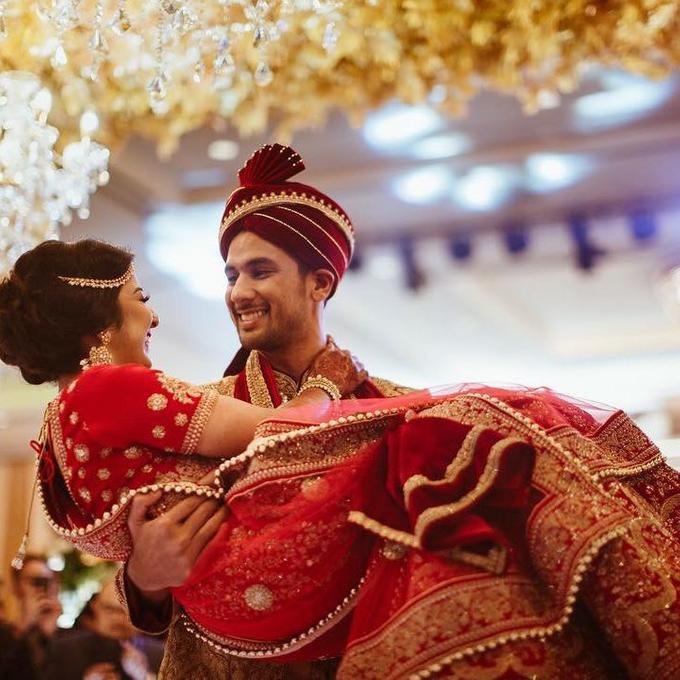 The Wedding Day of Sahil Shah & Sithara Safira by D'soewarna Planner & Organizer - 026