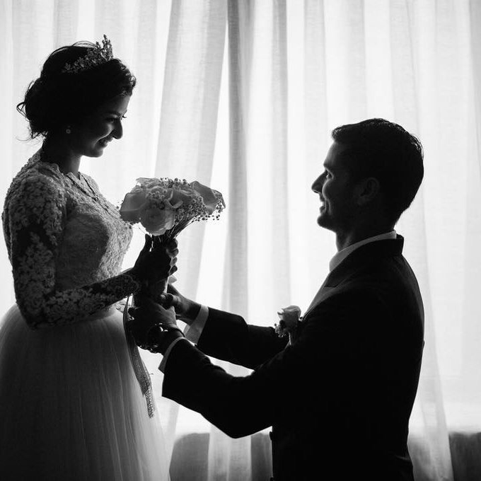 The Wedding Day of Sahil Shah & Sithara Safira by D'soewarna Planner & Organizer - 028