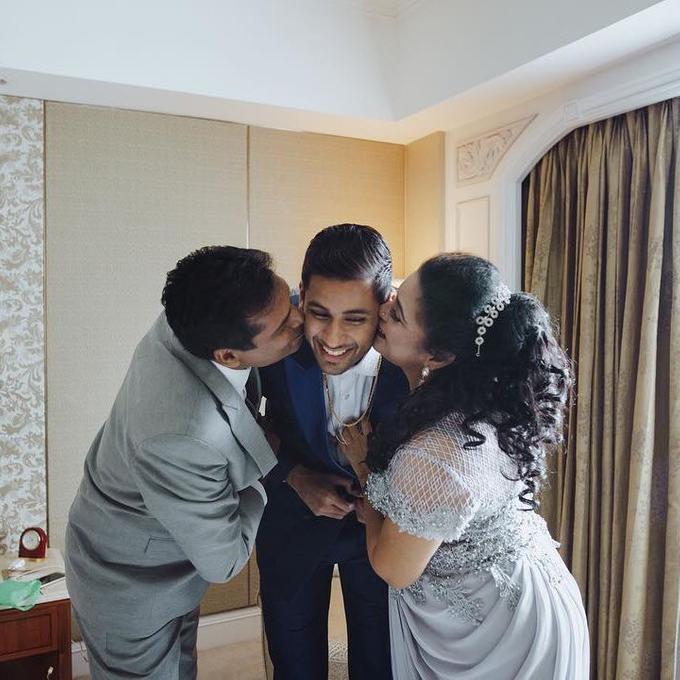 The Wedding Day of Sahil Shah & Sithara Safira by D'soewarna Planner & Organizer - 034