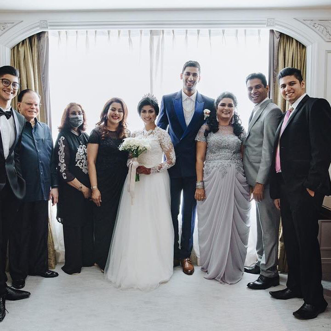 The Wedding Day of Sahil Shah & Sithara Safira by D'soewarna Planner & Organizer - 033