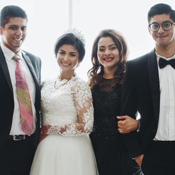 The Wedding Day of Sahil Shah & Sithara Safira by D'soewarna Planner & Organizer - 036