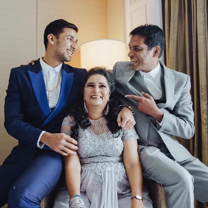 The Wedding Day of Sahil Shah & Sithara Safira by D'soewarna Planner & Organizer - 037