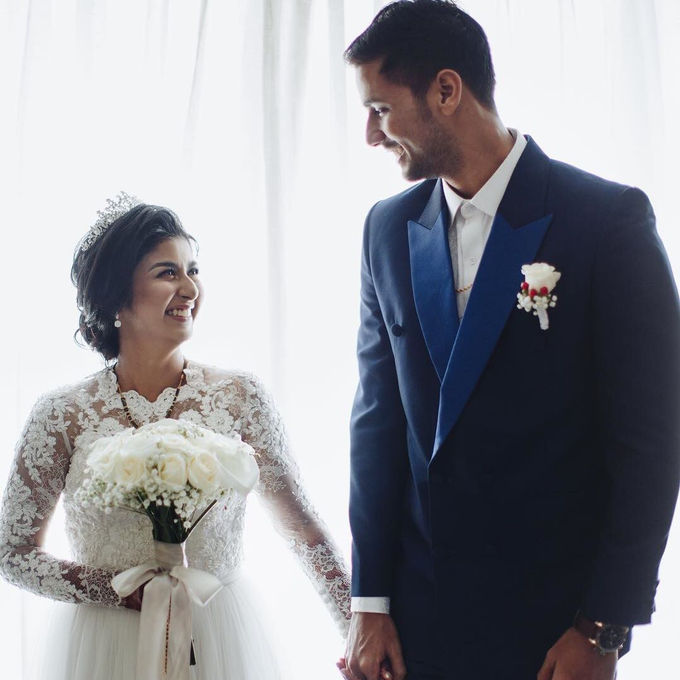 The Wedding Day of Sahil Shah & Sithara Safira by D'soewarna Planner & Organizer - 041