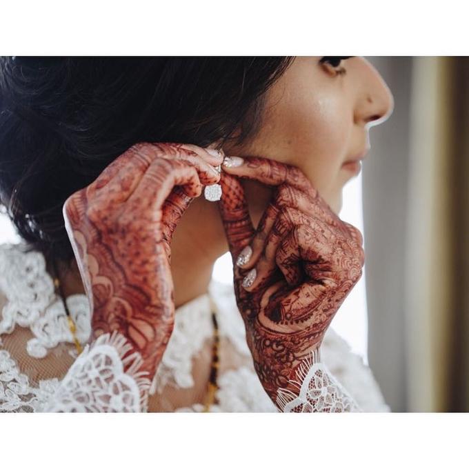 The Wedding Day of Sahil Shah & Sithara Safira by D'soewarna Planner & Organizer - 038