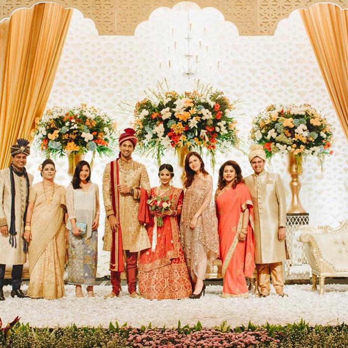 The Wedding Day of Sahil Shah & Sithara Safira by D'soewarna Planner & Organizer - 044
