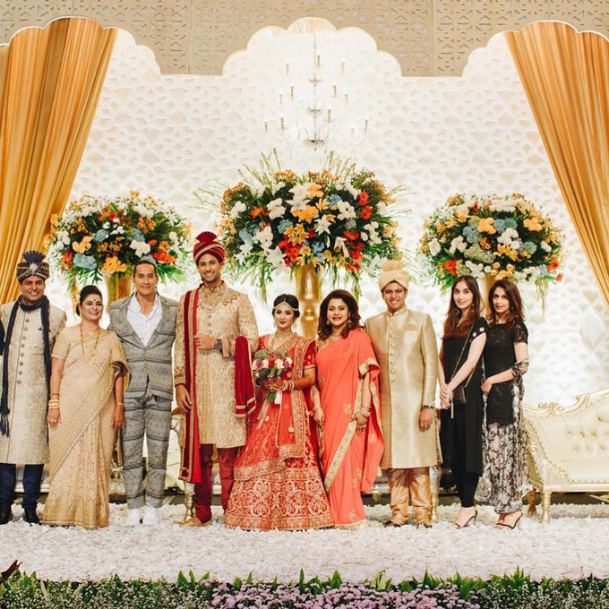 The Wedding Day of Sahil Shah & Sithara Safira by D'soewarna Planner & Organizer - 046
