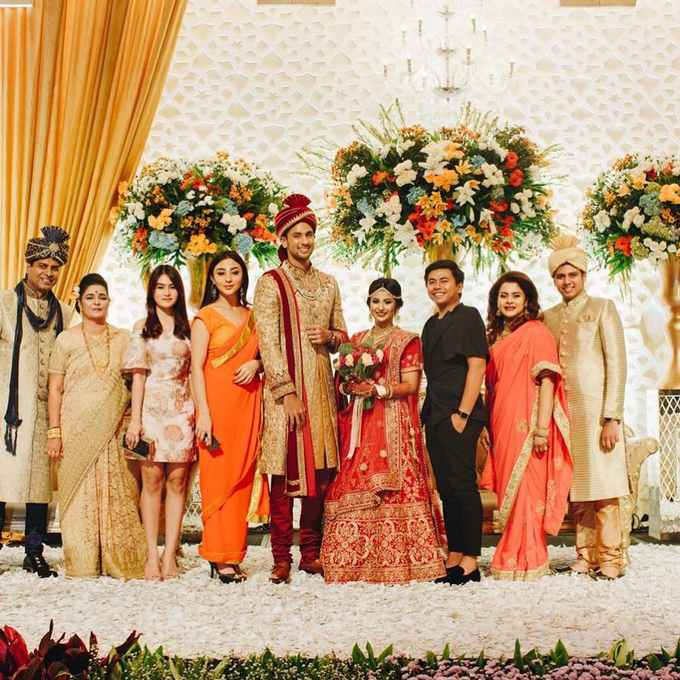 The Wedding Day of Sahil Shah & Sithara Safira by D'soewarna Planner & Organizer - 047