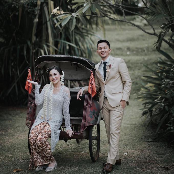 The Wedding Day of  Anggie Julio  by D'soewarna Planner & Organizer - 011
