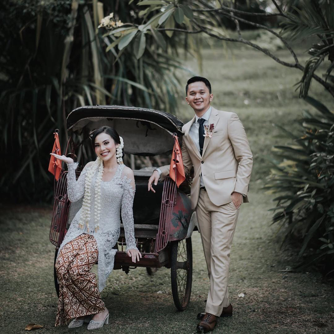 The Wedding Day of  Anggie Julio  by Plataran Indonesia - 011