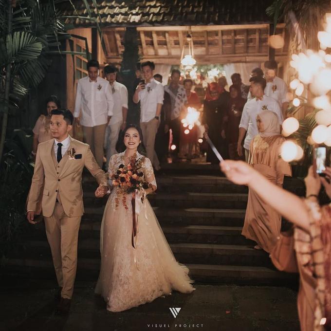 The Wedding Day of  Anggie Julio  by D'soewarna Planner & Organizer - 013