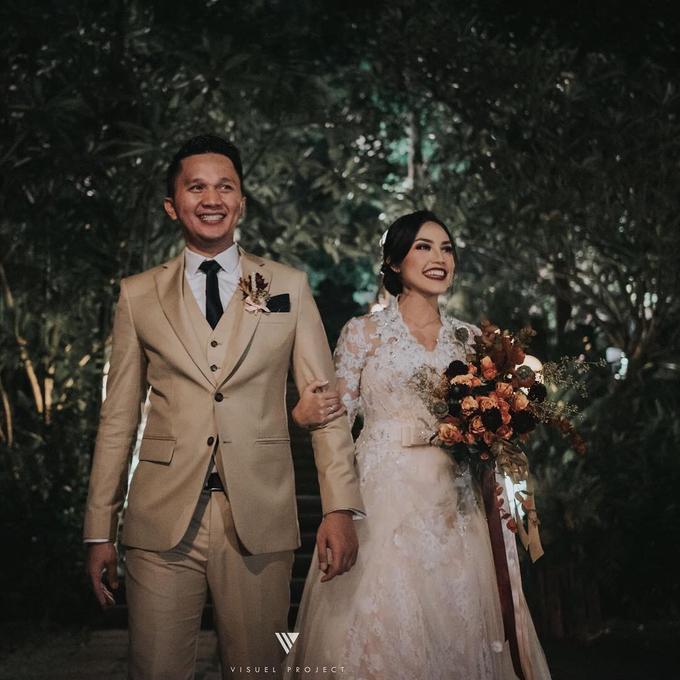 The Wedding Day of  Anggie Julio  by D'soewarna Planner & Organizer - 012