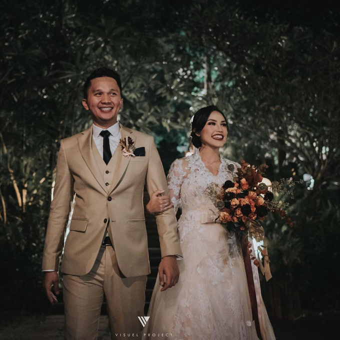 The Wedding Day of  Anggie Julio  by Plataran Indonesia - 012