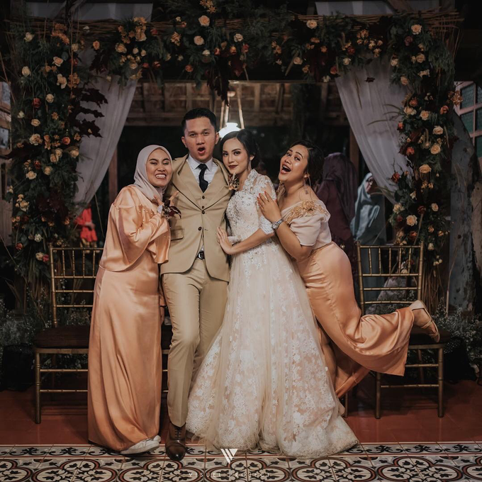 The Wedding Day of  Anggie Julio  by Plataran Indonesia - 015