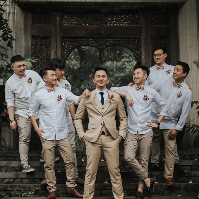 The Wedding Day of  Anggie Julio  by Plataran Indonesia - 018