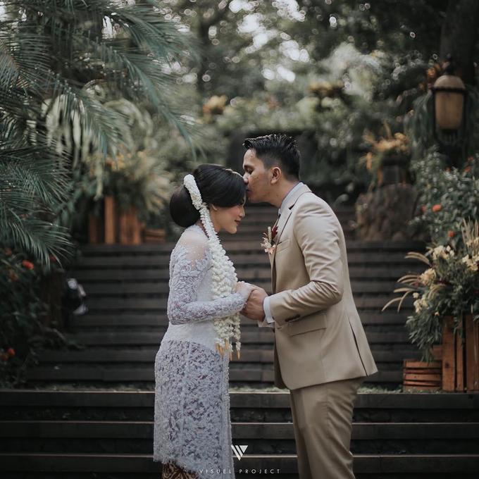 The Wedding Day of  Anggie Julio  by D'soewarna Planner & Organizer - 016
