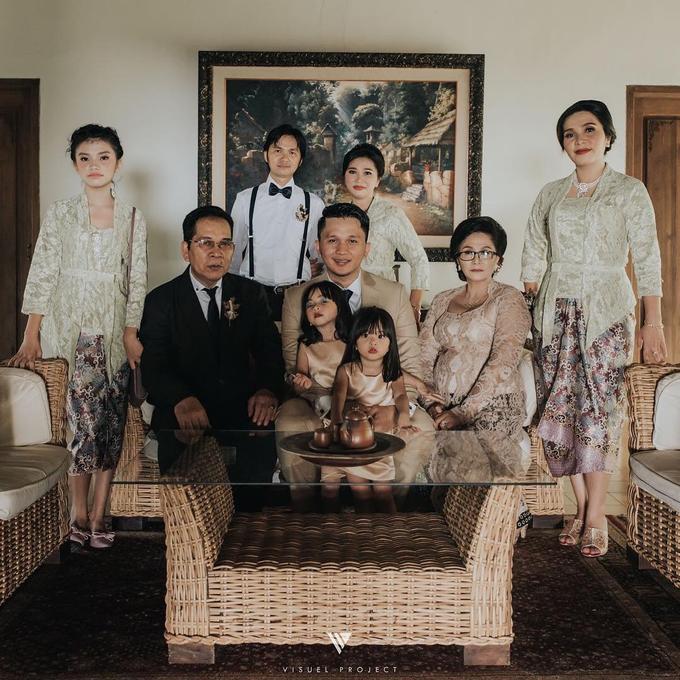 The Wedding Day of  Anggie Julio  by D'soewarna Planner & Organizer - 019