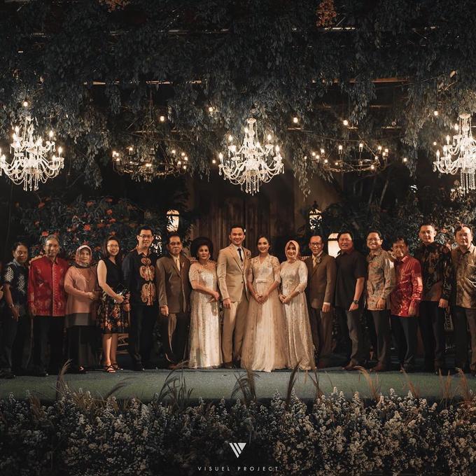 The Wedding Day of  Anggie Julio  by D'soewarna Planner & Organizer - 020
