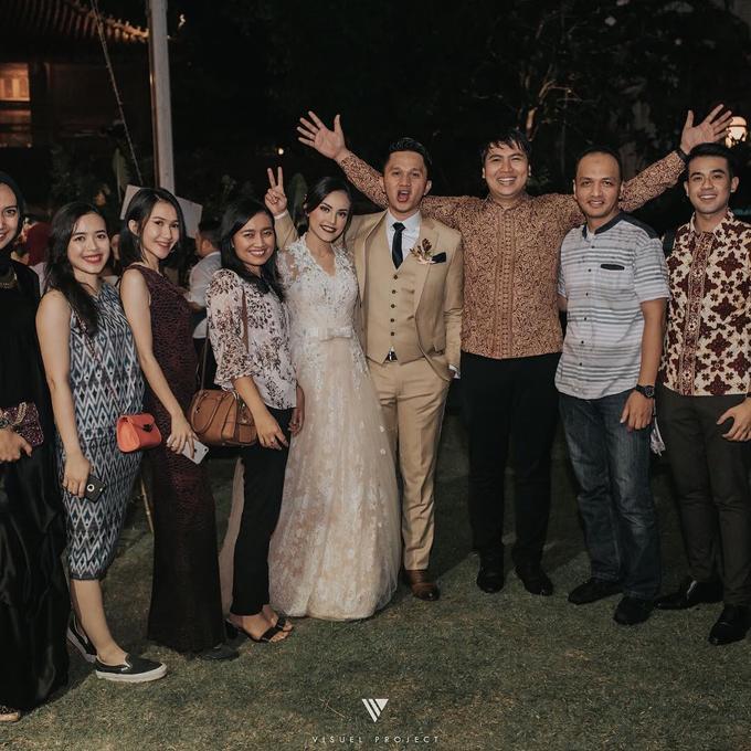 The Wedding Day of  Anggie Julio  by D'soewarna Planner & Organizer - 021