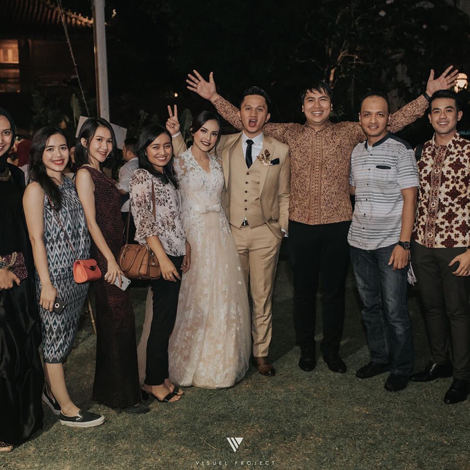 The Wedding Day of  Anggie Julio  by Plataran Indonesia - 021