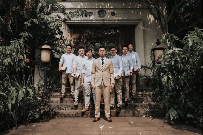 The Wedding Day of  Anggie Julio  by D'soewarna Planner & Organizer - 023