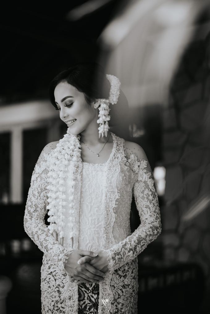 The Wedding Day of  Anggie Julio  by D'soewarna Planner & Organizer - 031