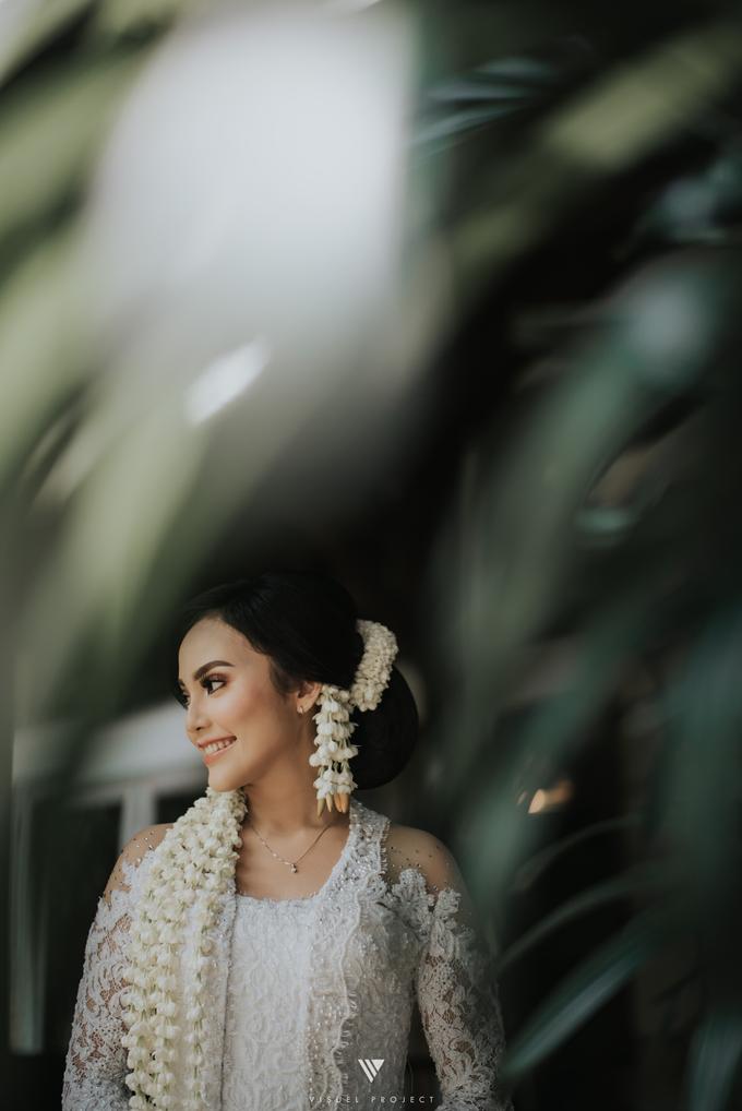 The Wedding Day of  Anggie Julio  by D'soewarna Planner & Organizer - 032