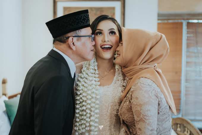 The Wedding Day of  Anggie Julio  by D'soewarna Planner & Organizer - 039