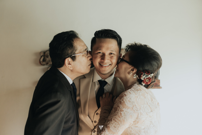 The Wedding Day of  Anggie Julio  by D'soewarna Planner & Organizer - 040