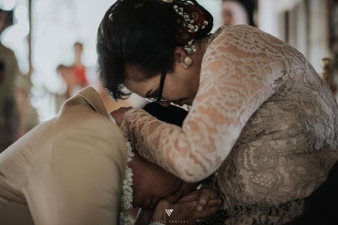 The Wedding Day of  Anggie Julio  by D'soewarna Planner & Organizer - 043