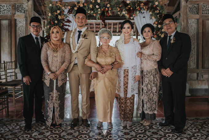 The Wedding Day of  Anggie Julio  by D'soewarna Planner & Organizer - 046