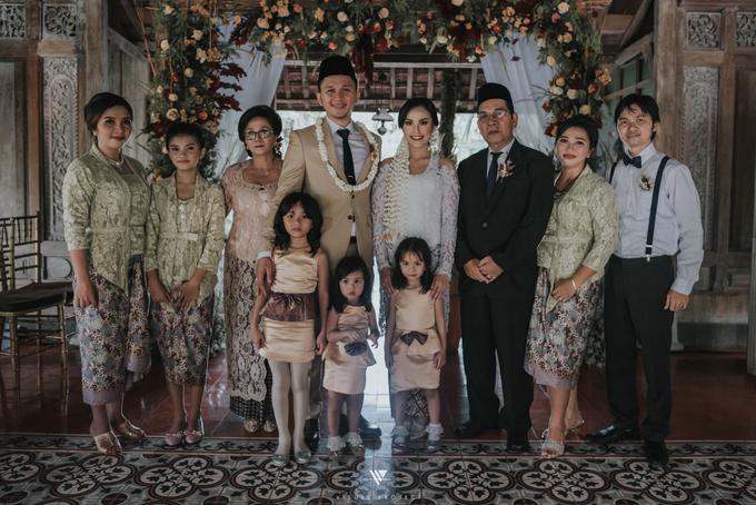 The Wedding Day of  Anggie Julio  by D'soewarna Planner & Organizer - 048