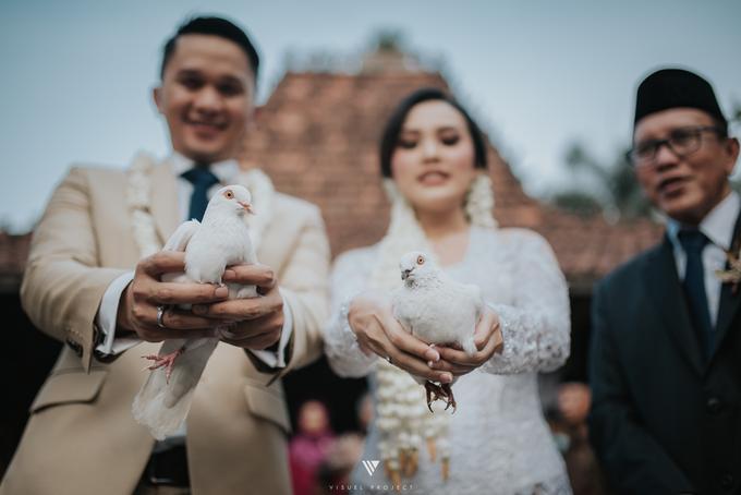 The Wedding Day of  Anggie Julio  by D'soewarna Planner & Organizer - 049