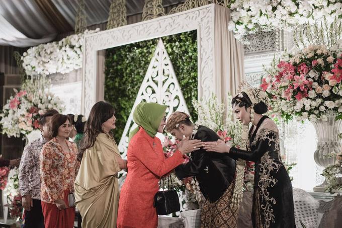 Acara Pernikahan Manda Aryo by David Salim Photography - 015